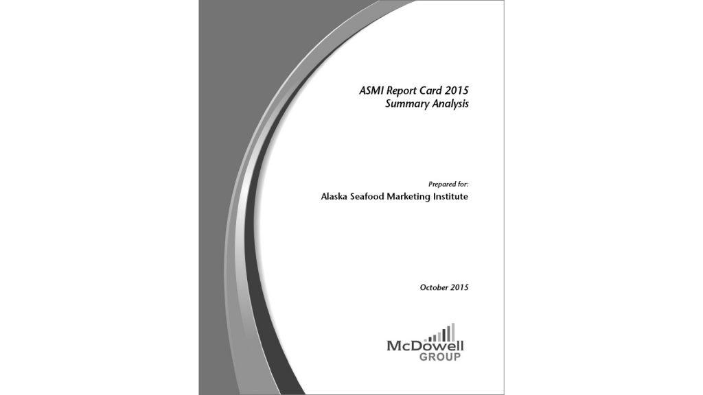 ASMI Report Card 2015 - Final Report