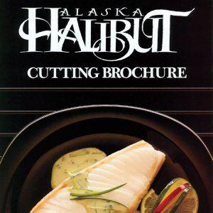 Alaska Halibut Cutting Brochure Cropped