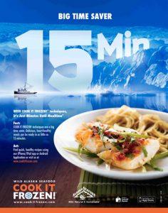 Power of Alaska Whitefish Poster