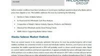 Alaska Salmon Industry Analysis