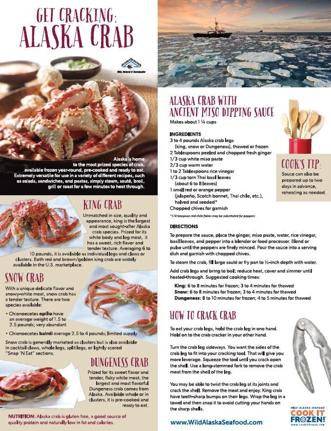 Crab One Sheet