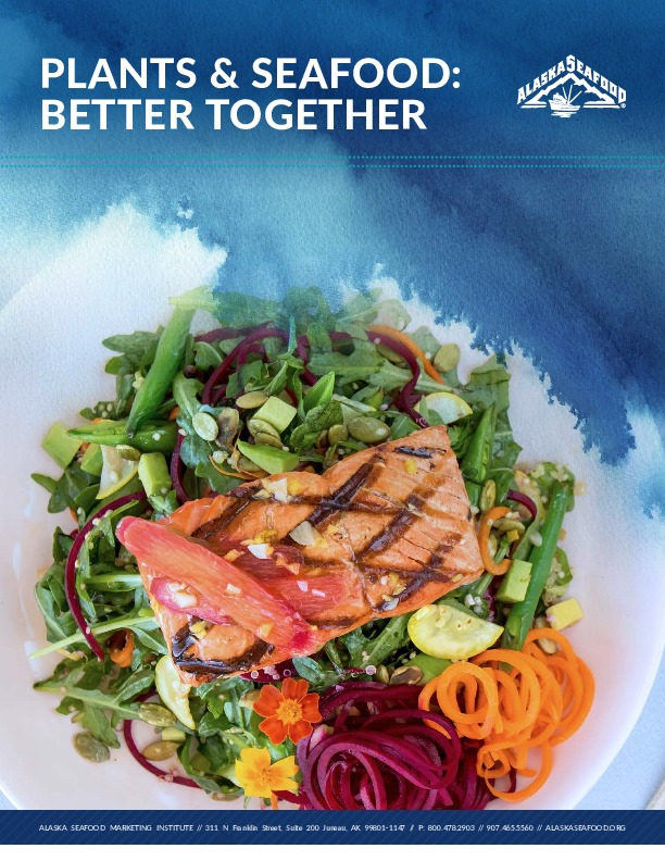 Plants and Seafood:Better together white paper PDF