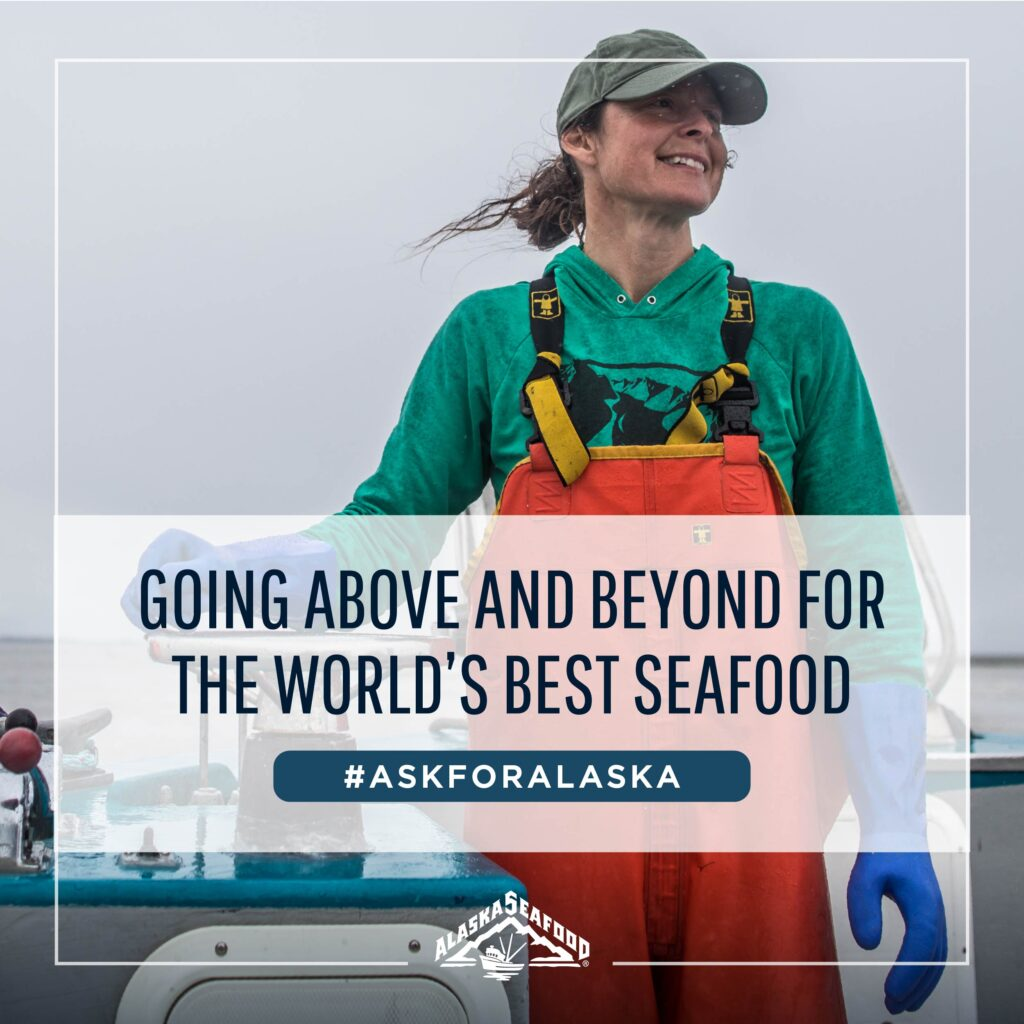 ASMI Reminds Alaskans, Consumers to CHOOSE ALASKA with New Campaign